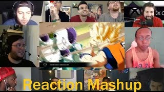 Download Dragon Ball Fighter Z E3 2017 Trailer REACTION MASHUP Video