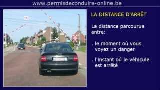 Download 13. LA DISTANCE D'ARRÊT Video