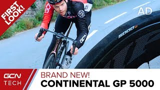 Download NEW Continental GP 5000 Tyres | GCN Tech's First Ride Video