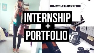 Download HOW TO GET AN INTERNSHIP! Portfolio, Resume, and More! Video