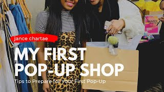 Download My First Pop-Up Shop Video