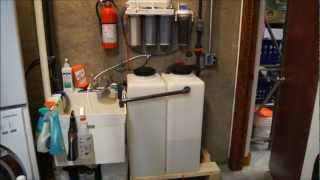 Download Saltwater Aquarium Automatic Water Changer and mixer station Video