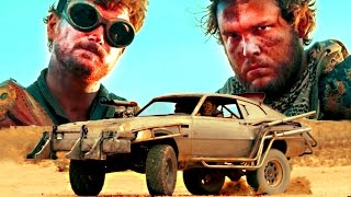 Download Mad Max: Roadkill BBQ Video