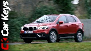 Download Suzuki SX4 S-Cross 2017 Review - The Hidden Gem Of The Crossover Craze - Car Keys Video