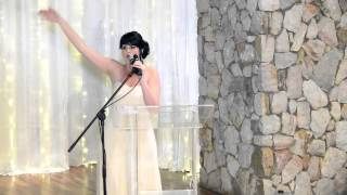 Download BRIDESMAID'S AFRIKAANS RAP SONG AT ANJA & ANDREW'S WEDDING Video