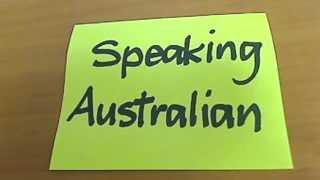 Download How to Speak Australian - Top 10 Aussie Survival Words - The Australian Way Video