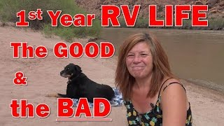 Download First Year of Full Time RV Living: The Good and the Bad! Video