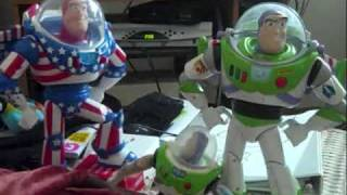 Download Buzz Lightyear Commercial Re-Make Video
