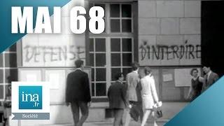 Download L'évolutions des mœurs et le féminisme en mai 1968 | Archive INA Video