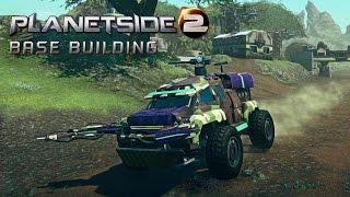 Download PlanetSide 2 (PC) Base Building Tutorial Video