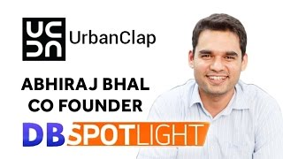 Download Co Founder of UrbanClap - Abhiraj Bhal | Exclusive Interview Video