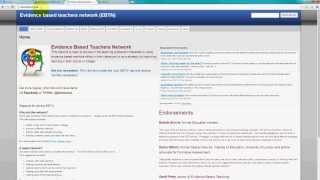 Download EBTN website tour Video