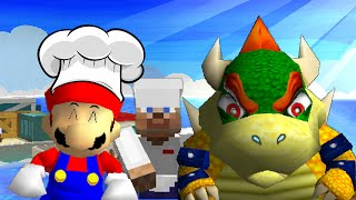 Download SM64: Cooking with mario and bowser 3! Video