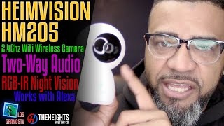 Download #Heimvision HM205 1080P Security Camera 📹 : #LGTV Review Video