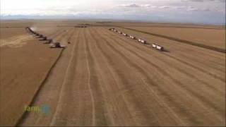Download 14 Case IH Axial Flow 8010 Mähdrescher Harvest Farm TV Video