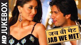Download OFFICIAL: 'Jab we Met' FULL VIDEO SONGS JUKEBOX | Mauja Hi Mauja | T-Series Video