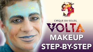 Download Beautiful Free Spirit Makeup Step by Step Tutorial from our newest show VOLTA! | Cirque du Soleil Video