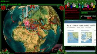 Download 21/12/16 Dutchsinse ITALY Earthquake Warning: pressure up to M5.7 coming in. Video