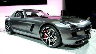 Download 2014 Mercedes SLS63 AMG GT Final Edition - Exterior, Interior Walkaround - Debut at 2013 LA Auto Sho Video