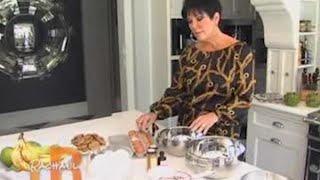 Download A Very Kardashian Thanksgiving with Kris Jenner's Sweet Potato Souffle | Rachael Ray Show Video