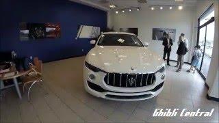 Download 2017 Maserati Levante S Walk Around Exterior & Interior [Launch Event] Video