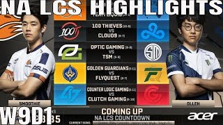 Download NA LCS Highlights ALL GAMES Week 9 Day 1 Full Day Highlights Summer 2018 W9D1 Video