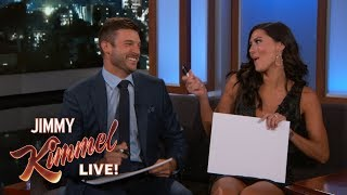 Download How Well Do Bachelorette Becca & Fiancé Garrett Know Each Other? Video