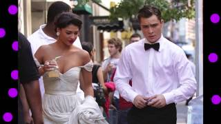 Download Gossip Girl Star Couple Ed Westwick and Jessica Szohr Are Back Together? Video