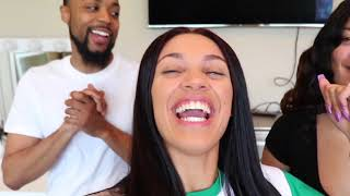 Download CAUGHT CHEATING IN THE BED WITH MY BEST FRIEND PRANK!!! (GONE WILD) Video