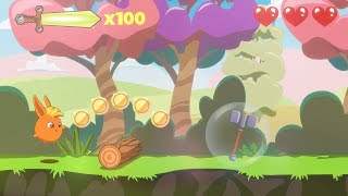 Download Sunny Bunnies | The Bunnies Play A Video Game | SUNNY BUNNIES COMPILATION | Cartoons for Children Video
