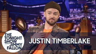 Download Justin Timberlake on His Super Bowl Halftime Show and Prince Tribute Video