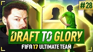 Download INSANE PACK LUCK! - #FIFA17 DRAFT TO GLORY #28 Video