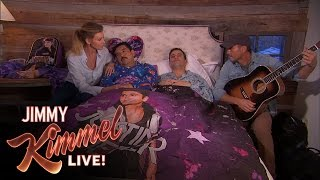 Download Jimmy Kimmel Sleepover with Faith Hill & Tim McGraw Video