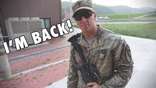 Download Back From The Field | Army Training Vlog Video