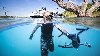Download Found Best Friends LOST Drone Underwater!! (Surprised him with NEW Drone!!)| Jiggin' With Jordan Video
