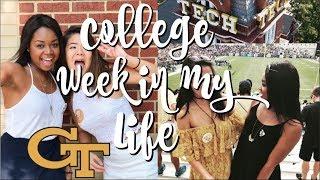 Download COLLEGE WEEK IN MY LIFE   GEORGIA TECH Video