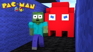 Download Monster School : Pac-Man Challenge - Minecraft Animation Video
