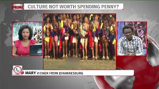 Download Row over R1,6 million reed dance expense Video