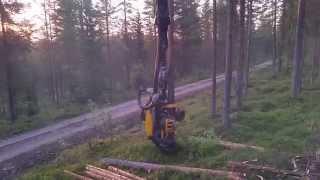 Download Ponsse scorpion Video