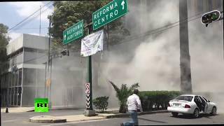 Download Deadly earthquake hits Mexico City Video