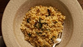 Download Citrus & Basil Fregola - Cook Taste Eat Video