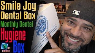 Download Oral Hygiene Dental Box Subscription SmileJoyBox 😄 : LGTV Review Video