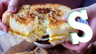 Download Ultimate Grilled Cheese Sandwich Recipe - SORTED Video