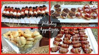Download HOLIDAY PARTY APPETIZERS! Video