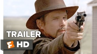 Download In a Valley of Violence Official Trailer 1 (2016) - Ethan Hawke Movie Video
