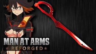 Download Ryuko Matoi's Scissor Blade (Kill la Kill) - MAN AT ARMS: REFORGED Video