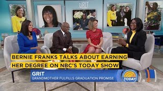 Download Bernie Franks on NBC's Today Show Video