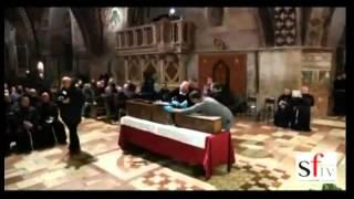 Download Aperte le tombe dei compagni di San Francesco d'Assisi Video