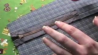 Download How to Sew a Zipper In a Seam Video