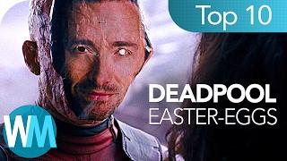 Download Top 10 Deadpool EASTER-EGGS, die du vielleicht VERPASST hast! Video